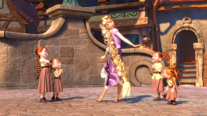 Princesse raiponce peggycreapeggycrea - La princesse raiponce ...