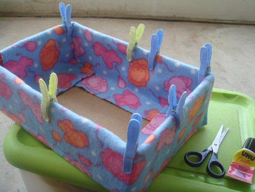 le lit de poup e peggycreapeggycrea. Black Bedroom Furniture Sets. Home Design Ideas