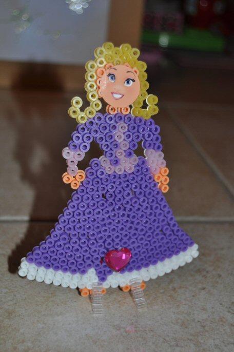 Les perles repasser sp ciales filles peggycrea - Reponse la princesse ...